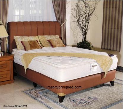 UNILAND LATEX POCKETED SPRING Spring Bed - toko springbed jual springbed harga springbed murah dijual springbed