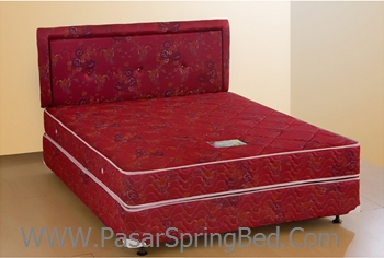 UNILAND Standard - Headboard Fantasy Spring Bed - toko springbed jual springbed harga springbed murah dijual springbed
