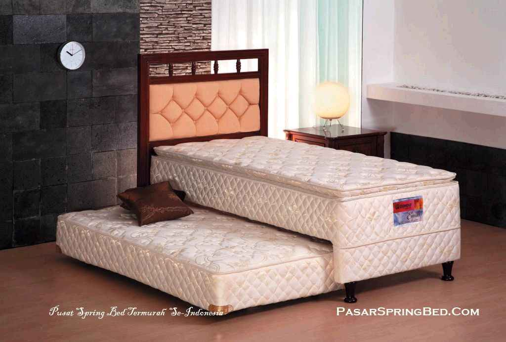 Guhdo 2In1 Emerald PillowTop - Headboard Medallion - toko springbed jual springbed harga springbed murah dijual springbed1