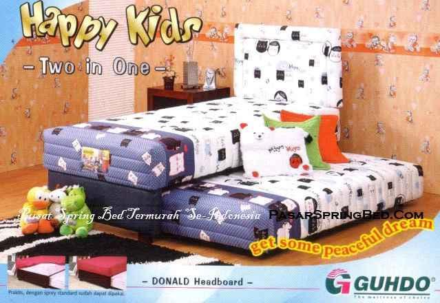 Guhdo Happy Kids 2in1 - Headboard Donald - toko springbed jual springbed harga springbed murah dijual springbed 1