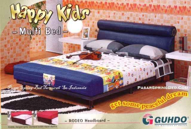 Guhdo Happy Kids Multi Bed - Headboard Rodeo - toko springbed jual springbed harga springbed murah dijual springbed 1