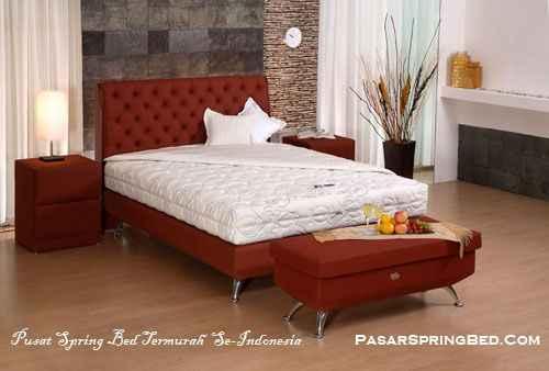 Guhdo Indulgence Full Latex - Virginian Style - toko springbed jual springbed harga springbed murah dijual springbed 1
