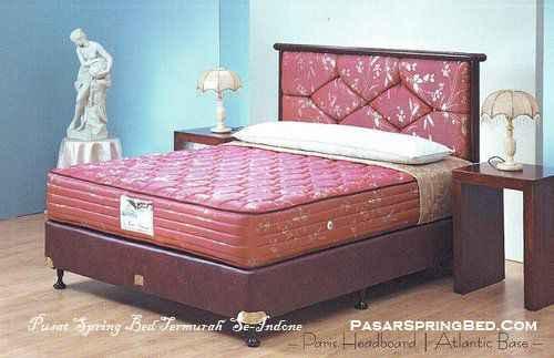 Guhdo New Prima Paris - Headboard Atlantic Base - toko springbed jual springbed harga springbed murah dijual springbed 1
