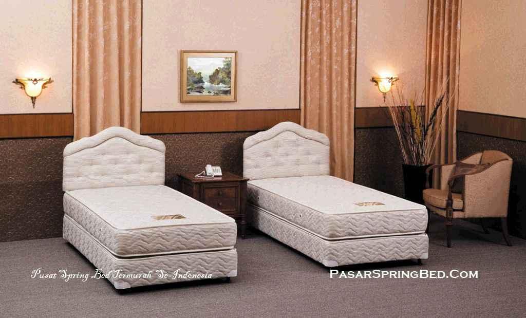Guhdo Standard Hotel Bed - Headboard GA3 - toko springbed jual springbed harga springbed murah dijual springbed 1