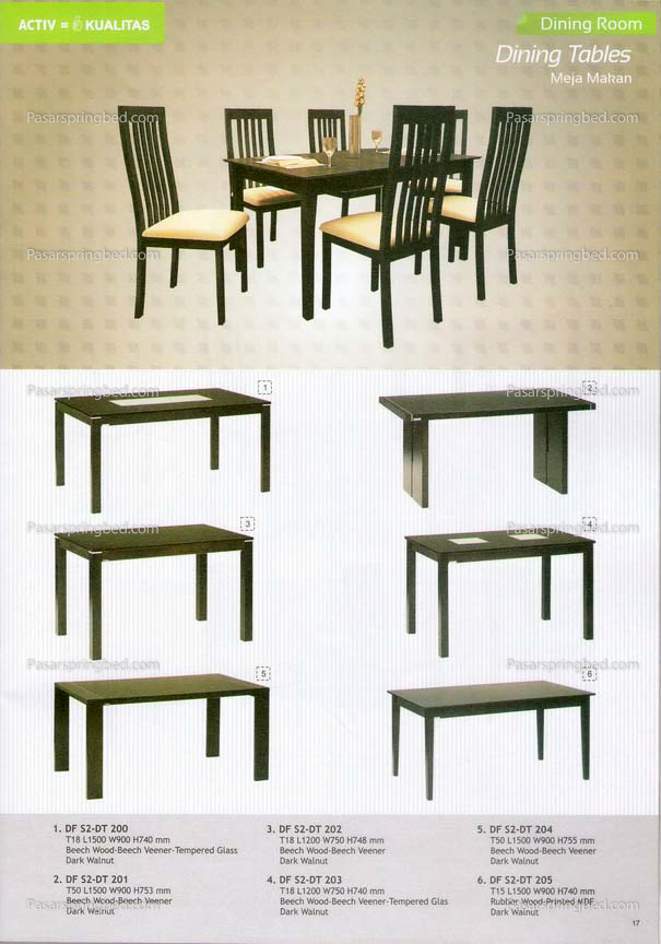 ACTIV Dining Tables
