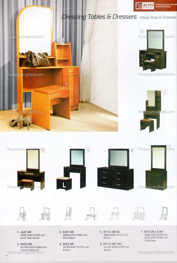 ACTIV Dressers