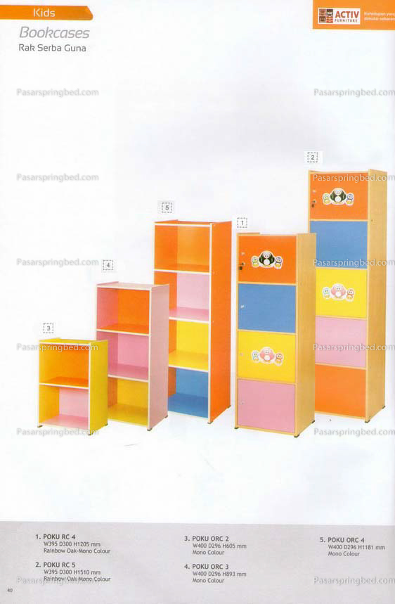 ACTIV Kids Cupboard
