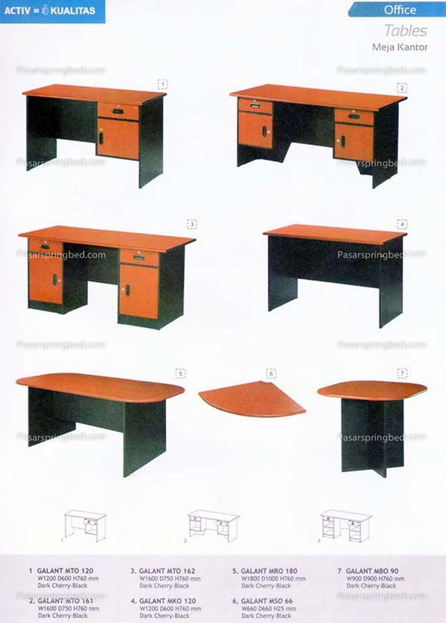ACTIV Office Desks 1