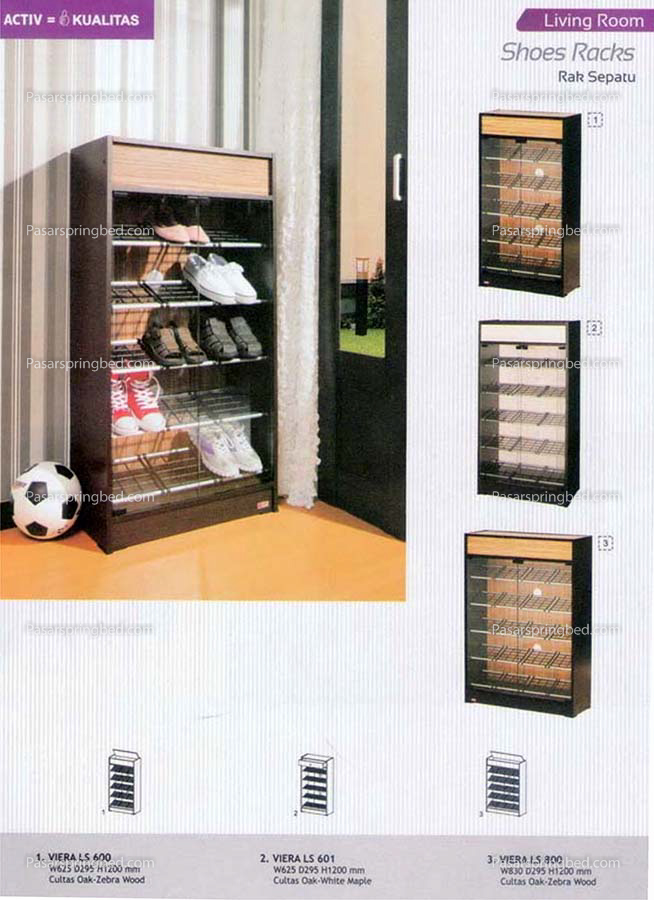 ACTIV Shoes Rack 1