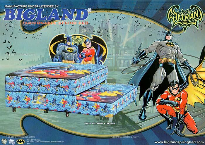 BIGLAND Spring Beds 1