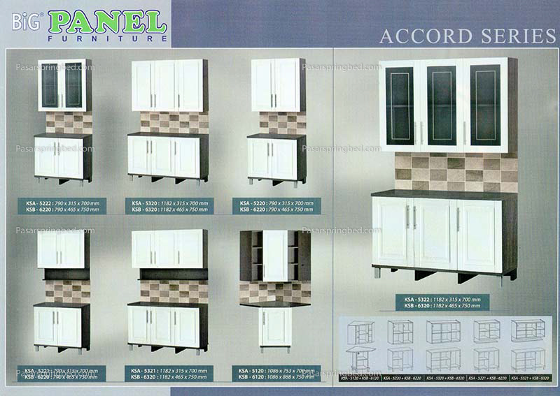 BIGPANEL Kitchens Accord 2