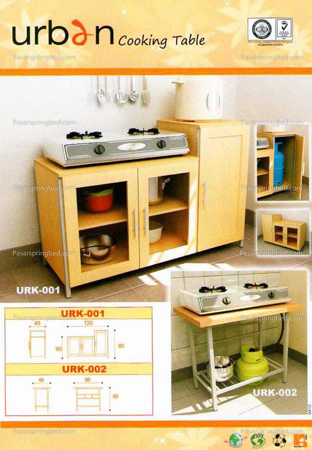 Orbitrend Cooking Table