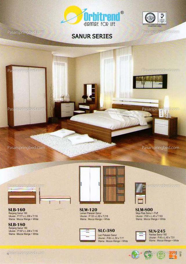 Orbitrend Sanur Series