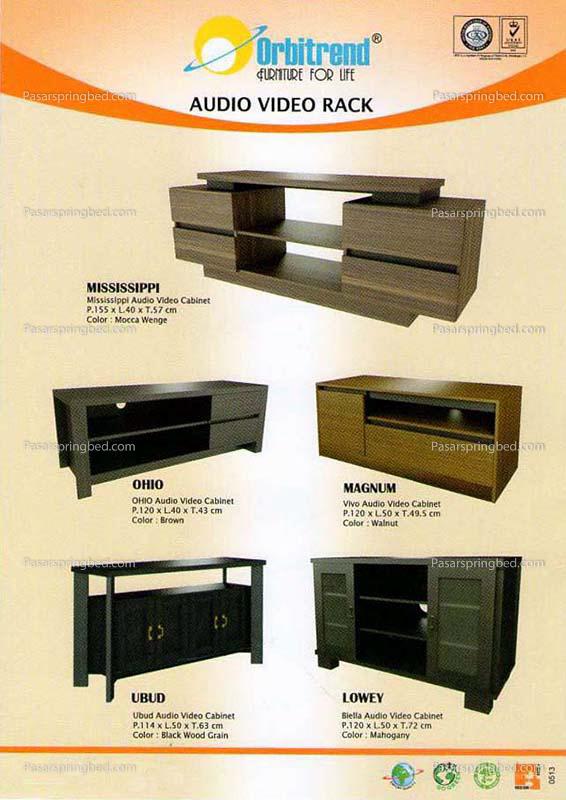 Orbitrend TV Cabinets