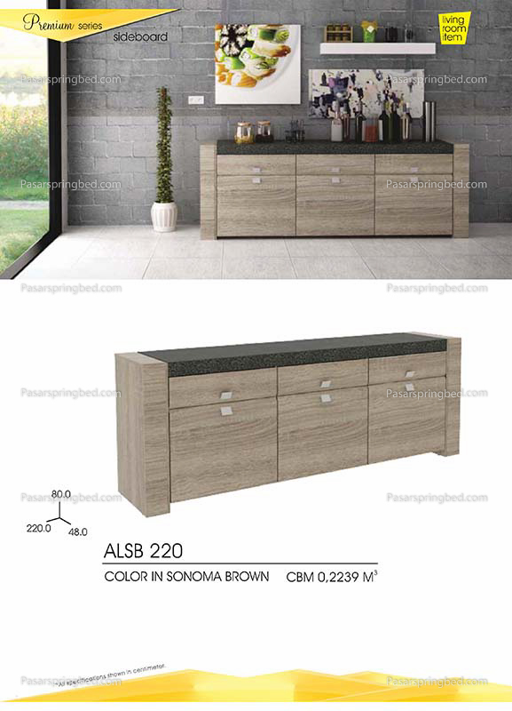 Pro Design Side Board 2