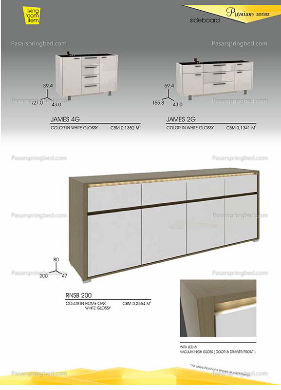 Pro Design Side Board 3