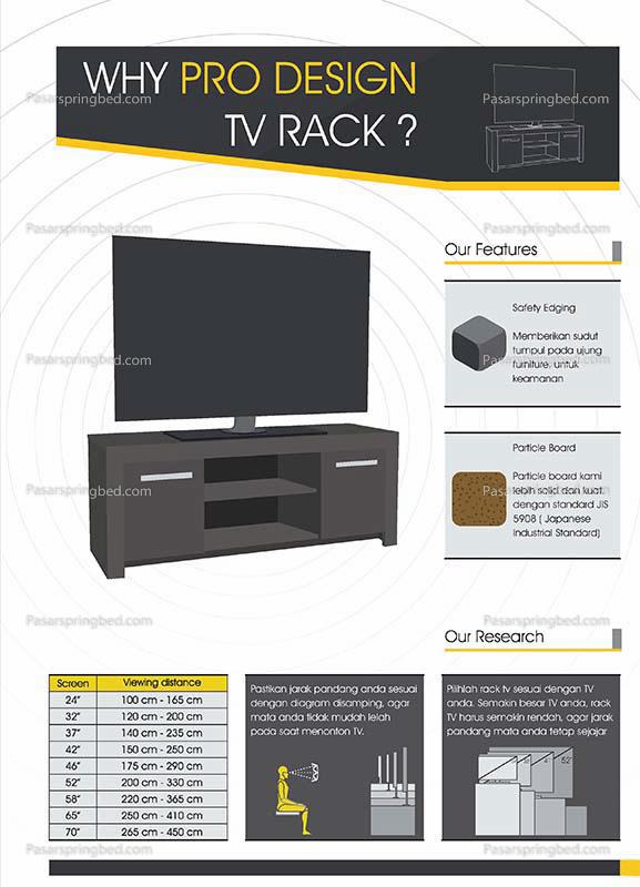 Pro Design TV Cabinets 1