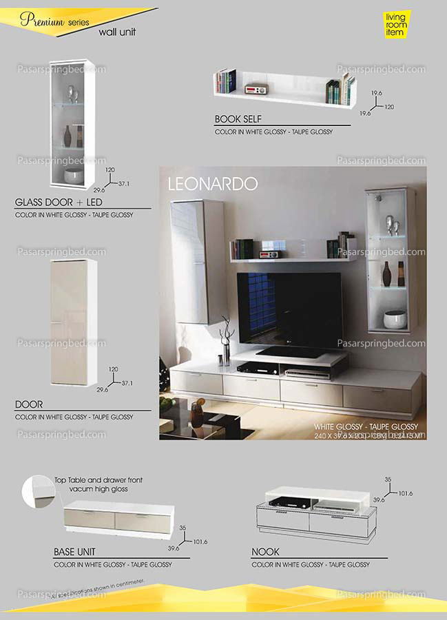 Pro Design Wall Units 1