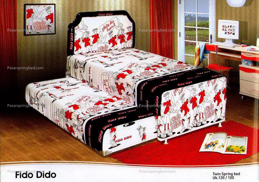 SILENT Kid Spring Beds