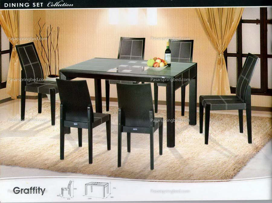 SILENT Dining Set 3