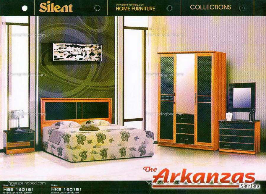 SILENT ArkanzasSeries 1