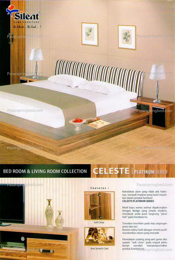 SILENT CelesteSeries 4