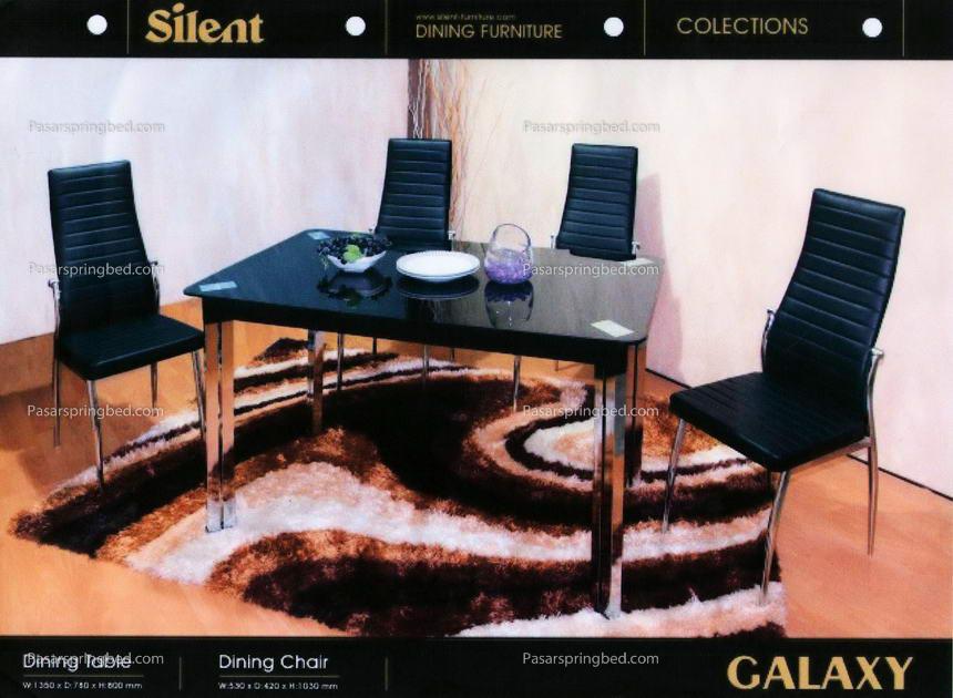 SILENT DinningSet Galaxy